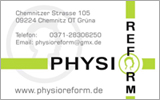PhysioReform 160x100 mR