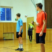28.12.2018 - FUSSBALL VS. VOLLEYBALL